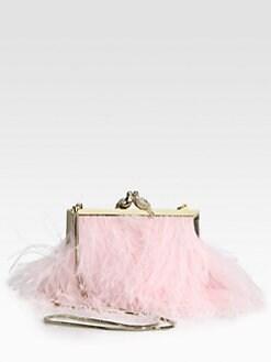 Kate Spade New York - Elliana Faux Ostrich Crossbody Bag