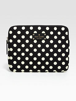Kate Spade New York - La Pavillion Neoprene Sleeve for iPad 2 & 3