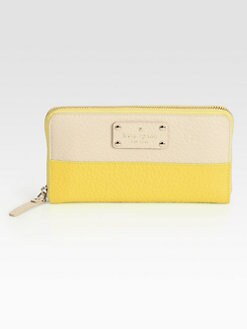 Kate Spade New York - Lacey Colorblock Continental Wallet