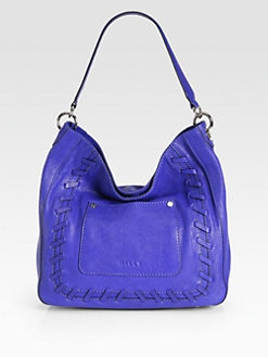 Milly - Sydney Whipstitch Bucket Bag