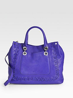 Milly - Sydney Whipstitch Tote