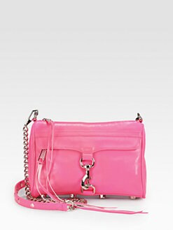 Rebecca Minkoff - Patent Leather Mini Mac Clutch