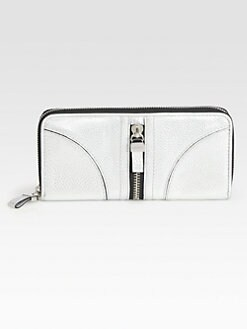 Milly - Jayden Metallic Continental Wallet