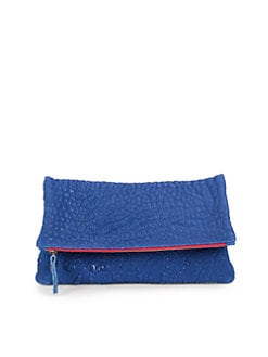 CLARE VIVIER - Fold-Over Clutch