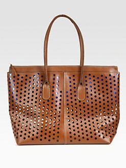 Rachel Comey - Punched Perforated Weekender Bag