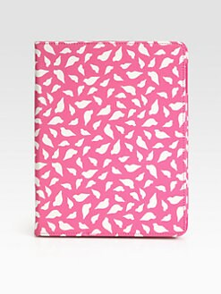Diane von Furstenberg - Lip Print Case For iPad 1, 2  & 3