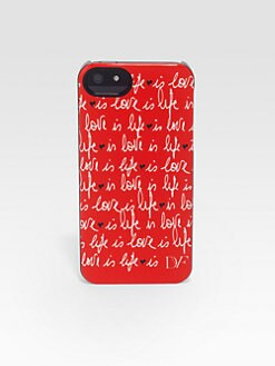 Diane von Furstenberg - Love Is Life Hardcase For iPhone 5