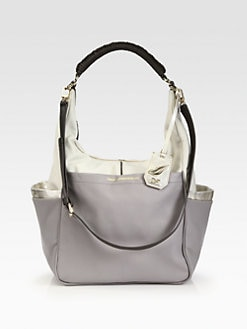 Diane von Furstenberg - Franco Colorblock Hobo