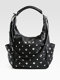 Diane von Furstenberg - Franco Studded Hobo