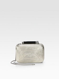 Diane von Furstenberg - Tonda Passamentry Corded Clutch