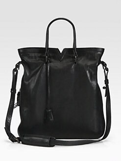 Opening Ceremony - Leather Tokyo Tote