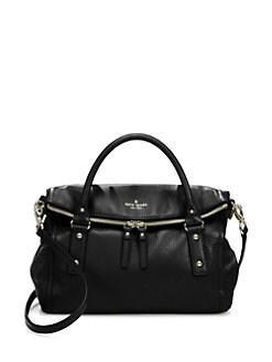 Kate Spade New York - Leslie Convertible Satchel