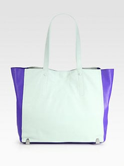 Loeffler Randall - Colorblock East West Tote