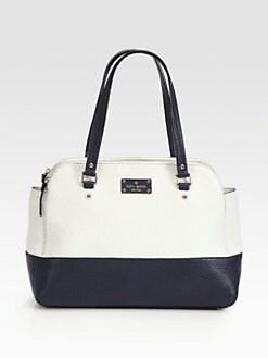 Kate Spade New York - Grove Court Lainey Colorblock Top Handle Bag