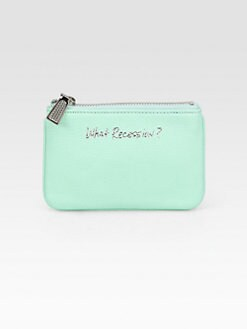 Rebecca Minkoff - What Recession Zip Pouch
