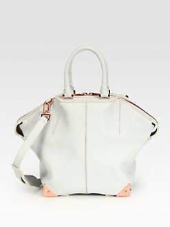 Alexander Wang - Emile Prisma Small Top Handle Bag