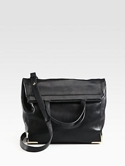 Alexander Wang - Prisma Skeletal Lunch Bag