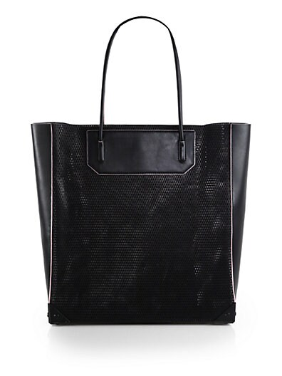 Prisma Perforated Tote