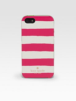 Kate Spade New York - Striped Hardcase for iPhone 5