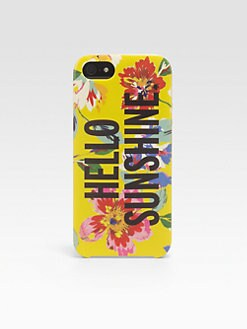 Kate Spade New York - Hello Sunshine Hardcase For iPhone 5
