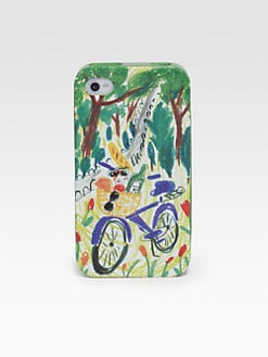 Kate Spade New York - Bella Picnic Printed Hardcase for iPhone 5