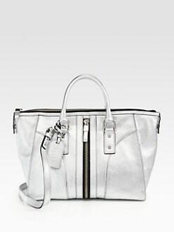 Milly - Jayden Metallic Satchel