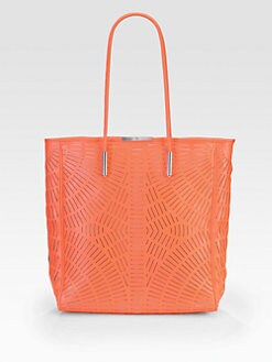 McQ Alexander McQueen - Slashed Shopper Tote