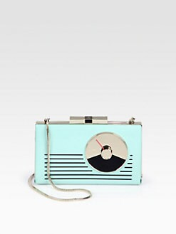 Kate Spade New York - Radio Samira Patent Leather Clutch