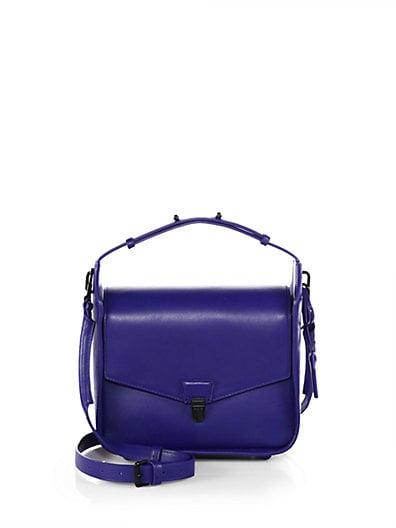 Wednesday Medium Flap Shoulder Bag