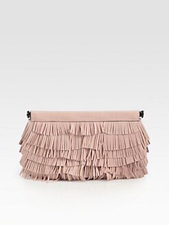 Milly - Nikki Fringe Clutch