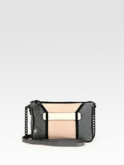Milly - Kelly Colorblock Mini Crossbody Bag