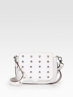 Rebecca Minkoff - Connor Mini Studded Leather Shoulder Bag