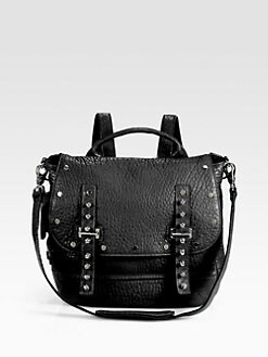 Rebecca Minkoff - Logan Studded Leather Backpack