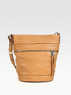Rebecca Minkoff - Quinn Leather Bucket Bag