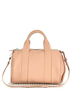 Alexander Wang - Rocco Lambskin Satchel