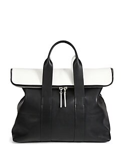 3.1 Phillip Lim - 31 Hour Colorblock Bag