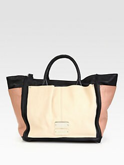 See by Chloe - Nelly Colorblock Convertible Tote