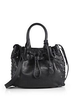ELA - Scandi Drawstring Bucket Bag