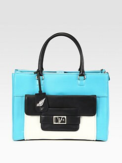 Diane von Furstenberg - Eva Colorblock Tote