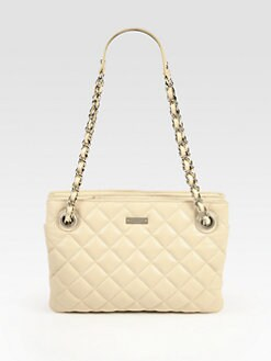 Kate Spade New York - Leighton Chain Tote Bag