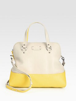 Kate Spade New York - Large Maise Colorblock Satchel