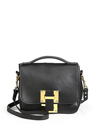 Mini Soft Flap Shoulder Bag