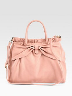 RED Valentino - Top Handle Bow Bag