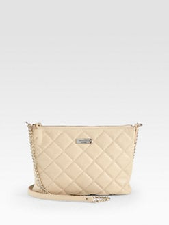 Kate Spade New York - Gold Coast Ginnie Quilted Crossbody Bag