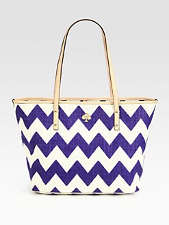 Kate Spade New York - Harmony Mexico City Zigzag Tote