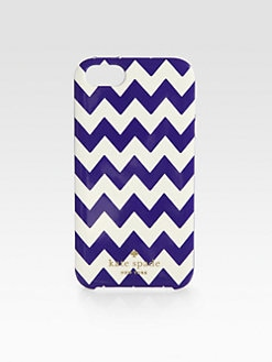 Kate Spade New York - Zigzag-Print Case for iPhone 5