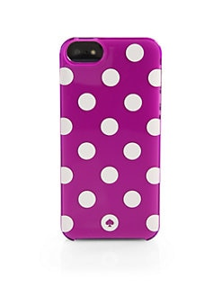 Kate Spade New York - La Pavillion Dotted Hardcase for iPhone 5