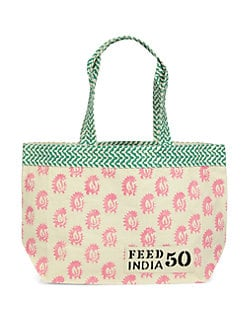 FEED - Multi-Print Canvas Tote