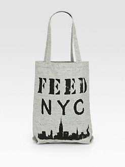 FEED - Twill Woven Tote Bag