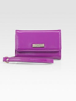 Kate Spade New York - Patent Leather Wristlet For iPhone 4/4s